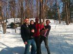 Family in Rheinbeck